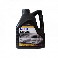 Моторное масло Mobil Delvac 10w40 (4l) MX Extra